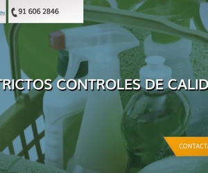 Empresa de limpieza en Getafe: Nuevo Astro