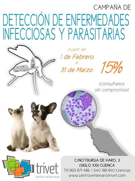 Campaña detección enfermedades infecciosas