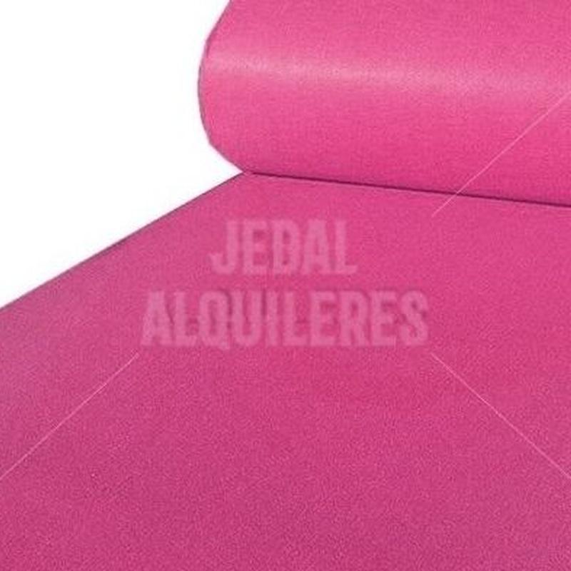 MOQUETA FUCSIA: Catálogo de Jedal Alquileres