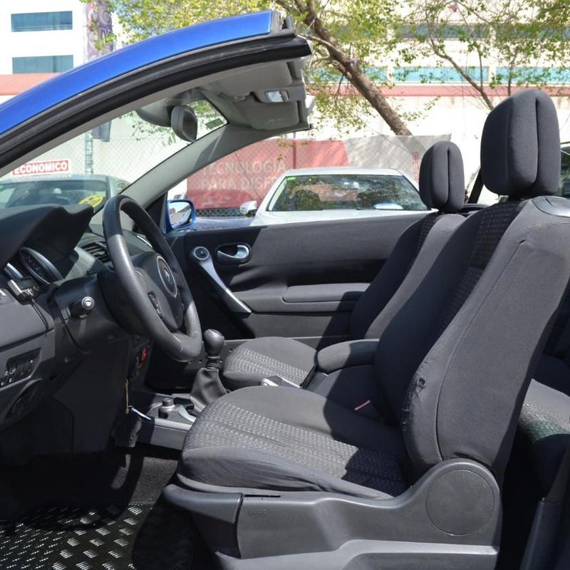 Renault Megane C.C. 1.9DCi Confort Dynamique: Nuestros coches de Safari Car
