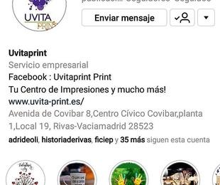 Descubre a Uvita Print
