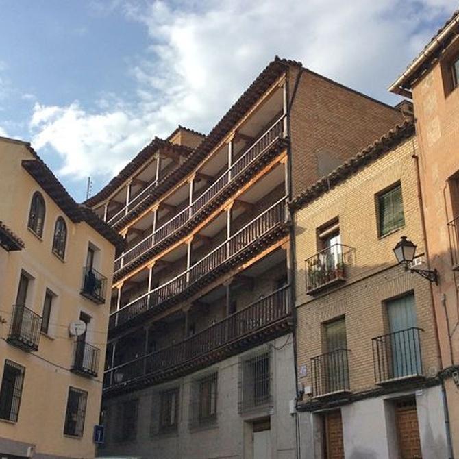 Los trabajos de peritaje en edificios