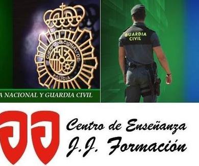 Plazas para Policía Nacional y Guardia Civil