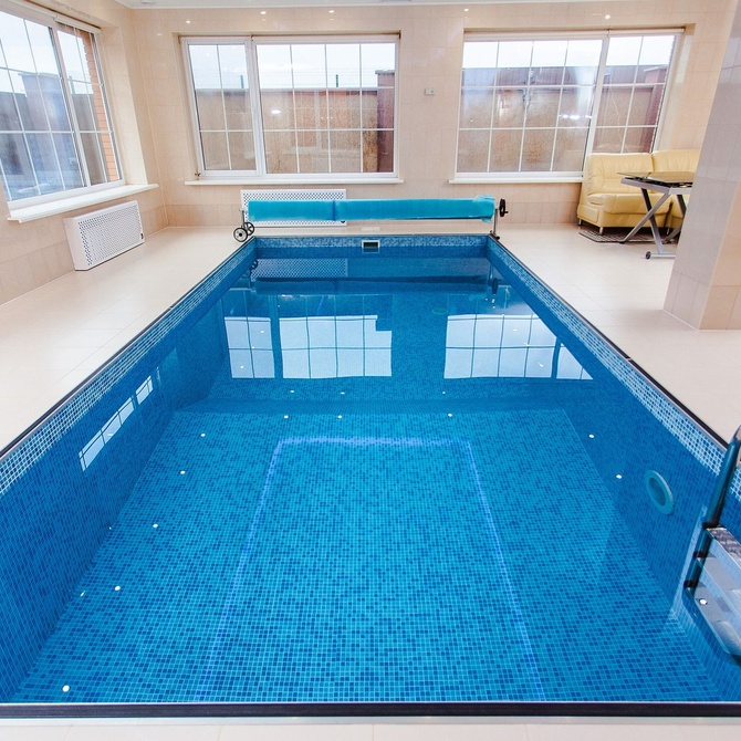 Ventajas de las piscinas interiores