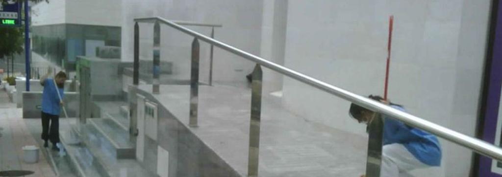 Trabajos verticales en Tenerife