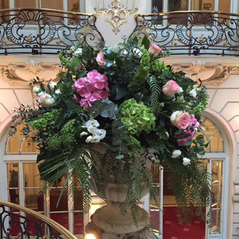 Decoración de fincas y eventos: Catálogo de Floristería Iris