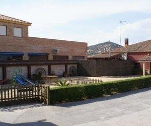 hostal LA HACIENDA DEL CASAR en Talavera de la Reina, zona infantil