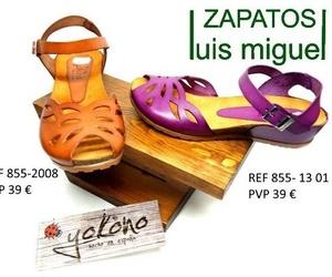 Zapatos de señora en Alcorcón
