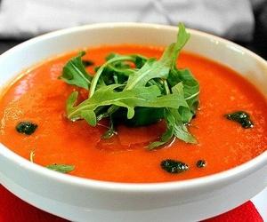 Si quieres disfrutar de salud, toma gazpacho