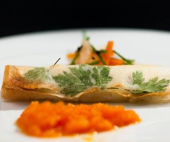 Picoteo y ko-sitas de barra: Carta de Bar Restaurante Kotarro