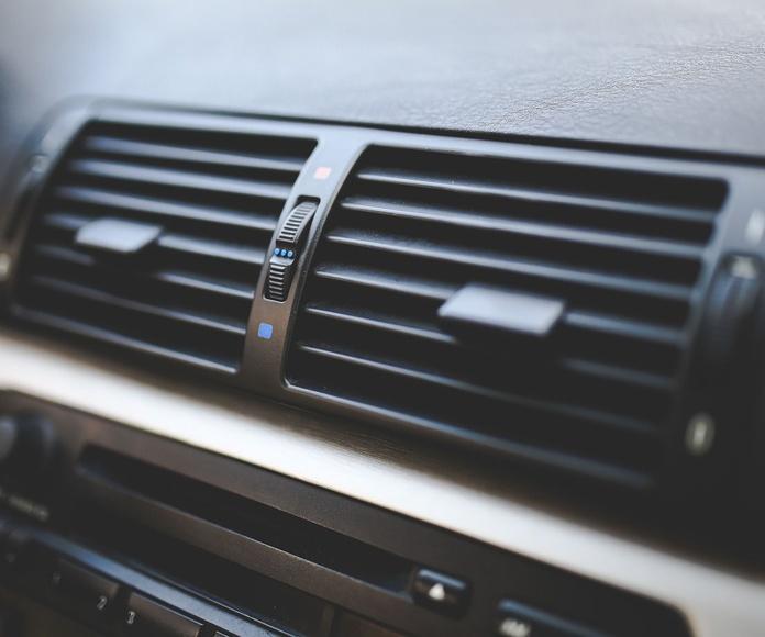 Climatización de vehículos: Servicios de Tallers F. Gómez