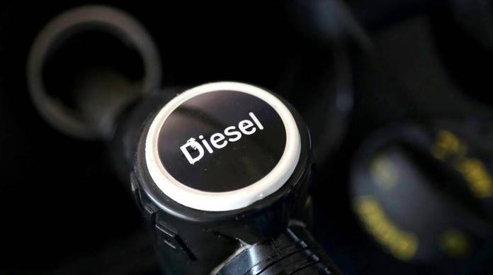 Engaños del diesel