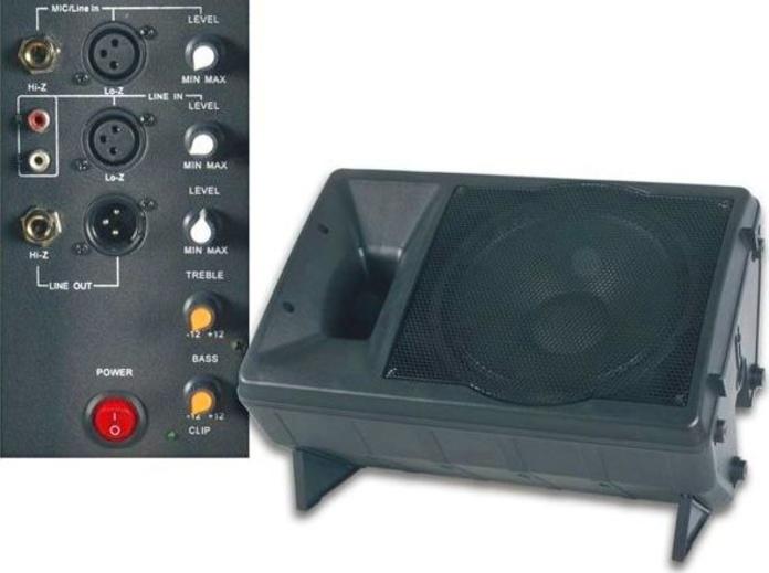 ALTAVOZ AMPLIFICADO VDSABS12A: Nuestros productos de Sonovisión Parla
