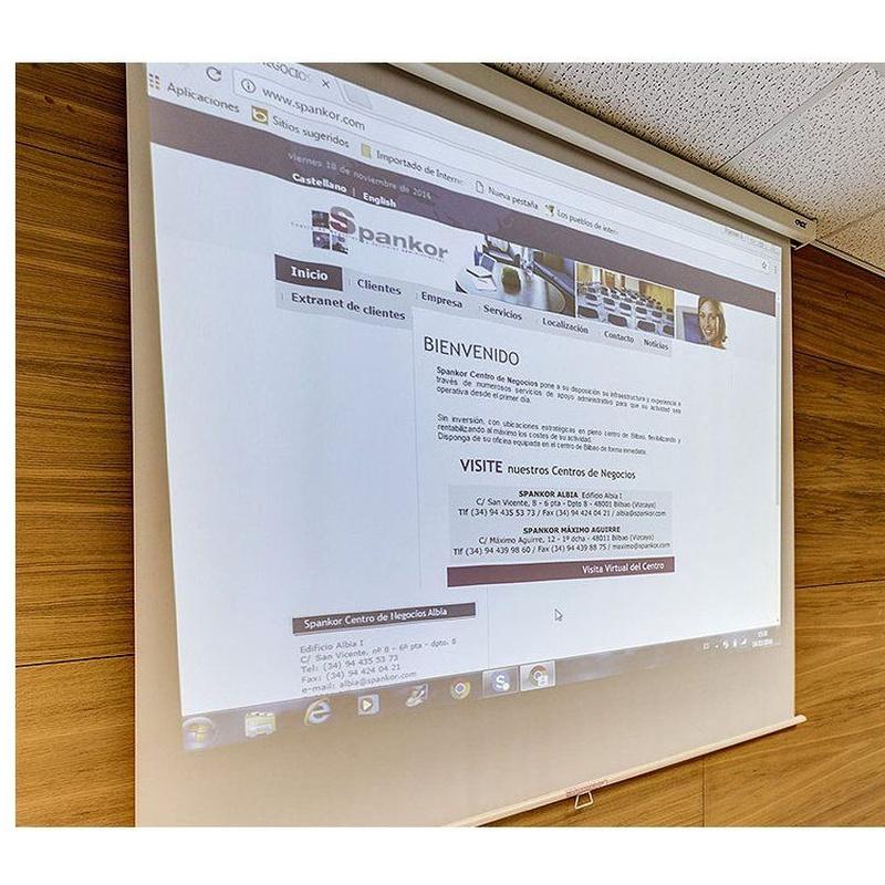 Salas de reuniones y formación