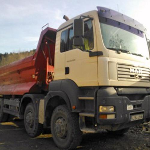 Transporte de mercancías en Altzo