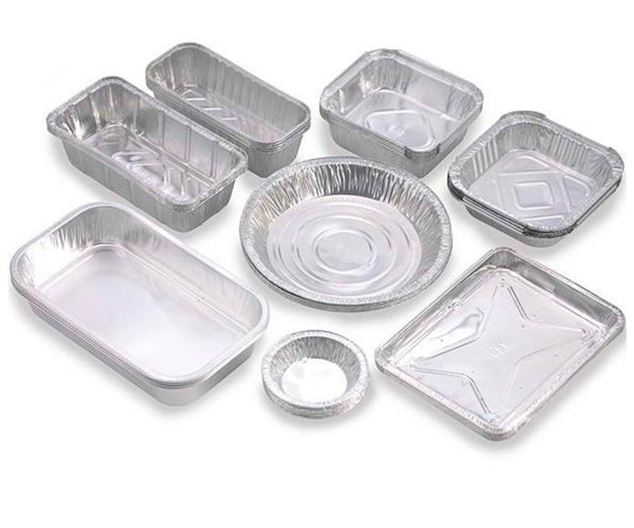 Envases alimentarios de aluminio: Productos de Sehico Papel