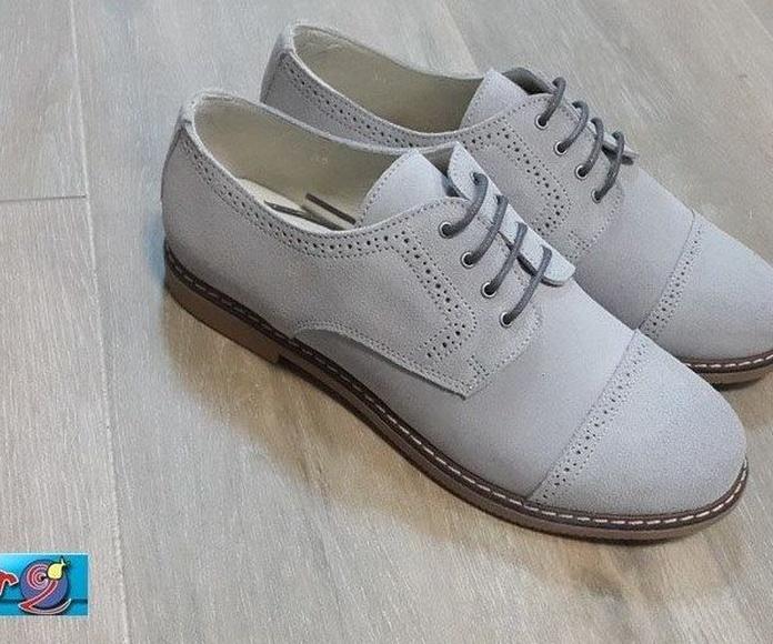 Colección Comunion chica/chico: Productos de Zapatos Dar2 Illueca