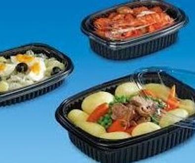 Nuevos modelos de envases de plastico para comida caliente