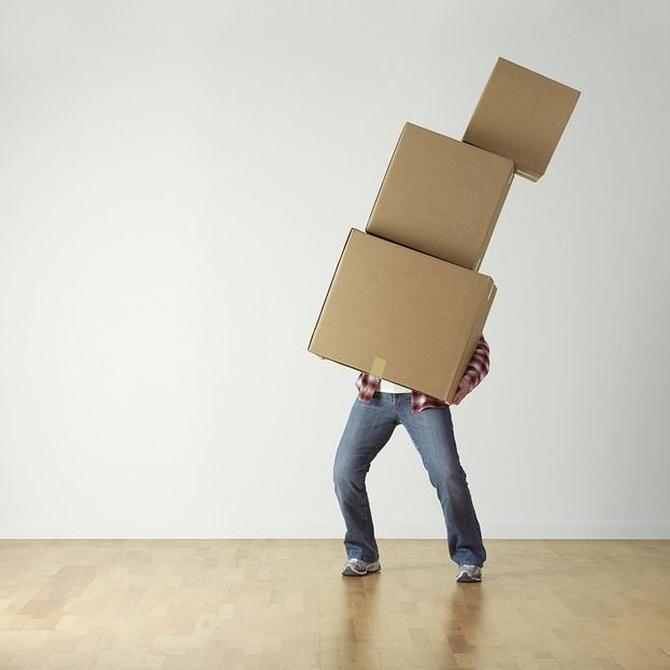 Mudanzas: ¡cambia tus pertenencias de casa sin esfuerzo!