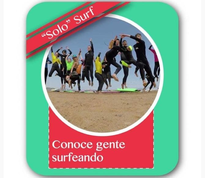 "Bono ""Solo surf"": Catálogo de Escuela Cántabra de surf"