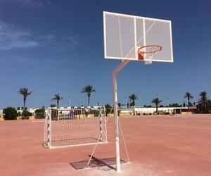 Equipamiento de instalaciones deportivas en Alicante