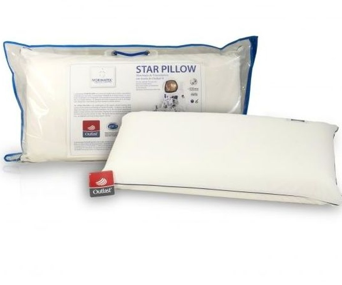 ALMOHADA MODELO STAR PILLOW