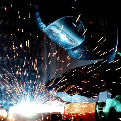 Todo tipo de trabajos de soldadura de acero, acero inoxidable, aluminio y titanio