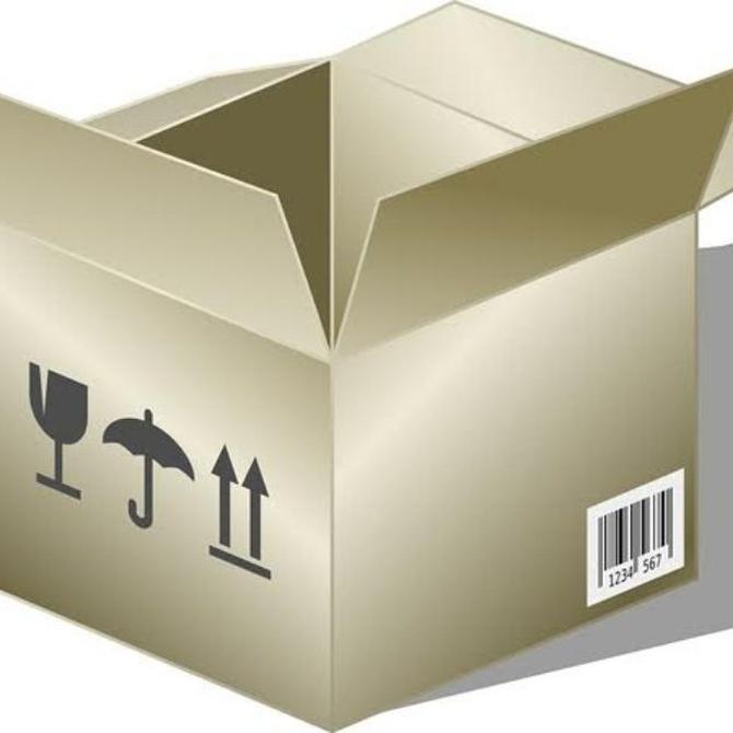 Cine low cost con una caja de cartón