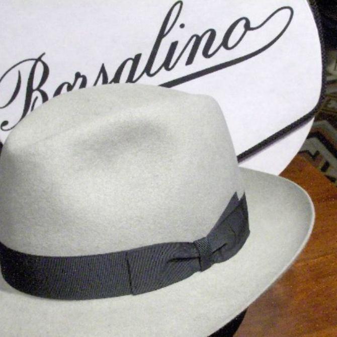 ¿Conoces los sombreros Borsalino?