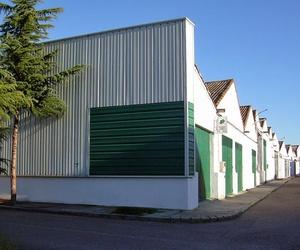 Naves en Zamora