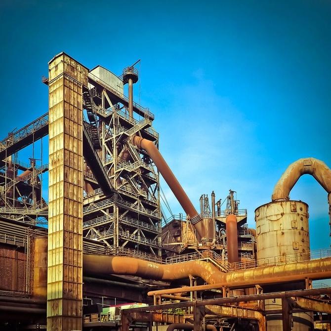 Diferencias entre el hierro y el acero