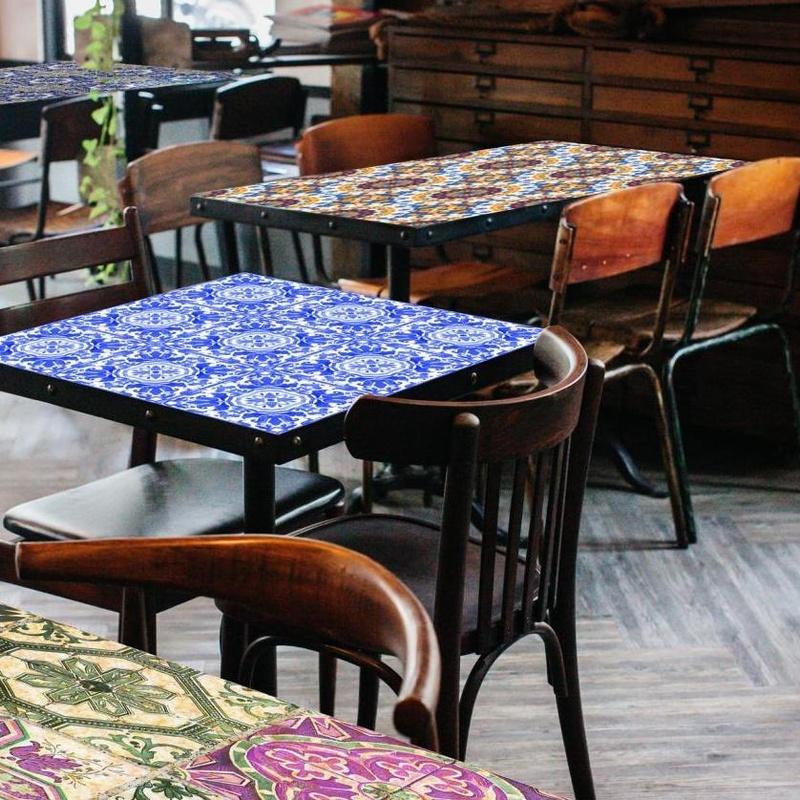 MESAS: Mobiliario y decoración de Casablanca Mobiliario y Decoración