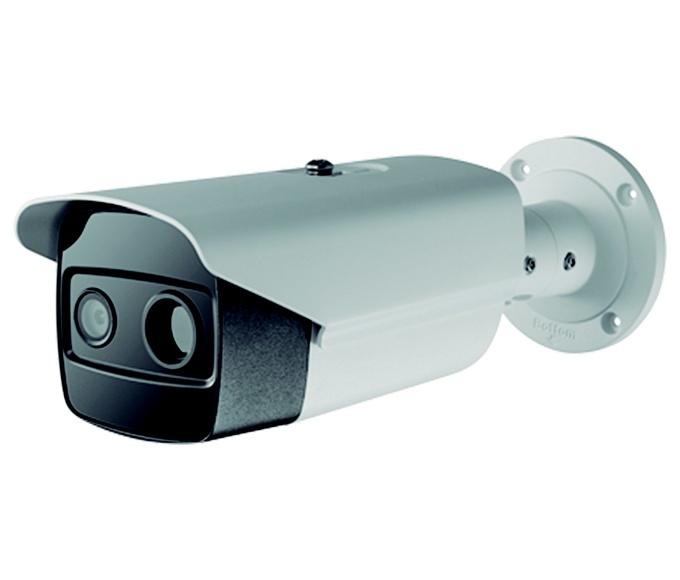 Camara termografica con software embebido