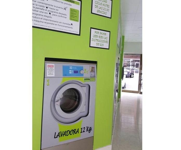 Lavadoras: Servicios de Lavandería Colada Expres Toledo