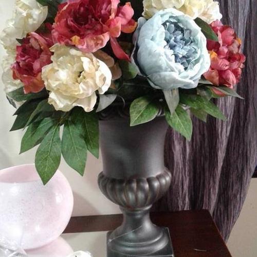 Arreglo floral para decoración de interiores