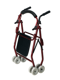 Caminador 4 ruedas rolator