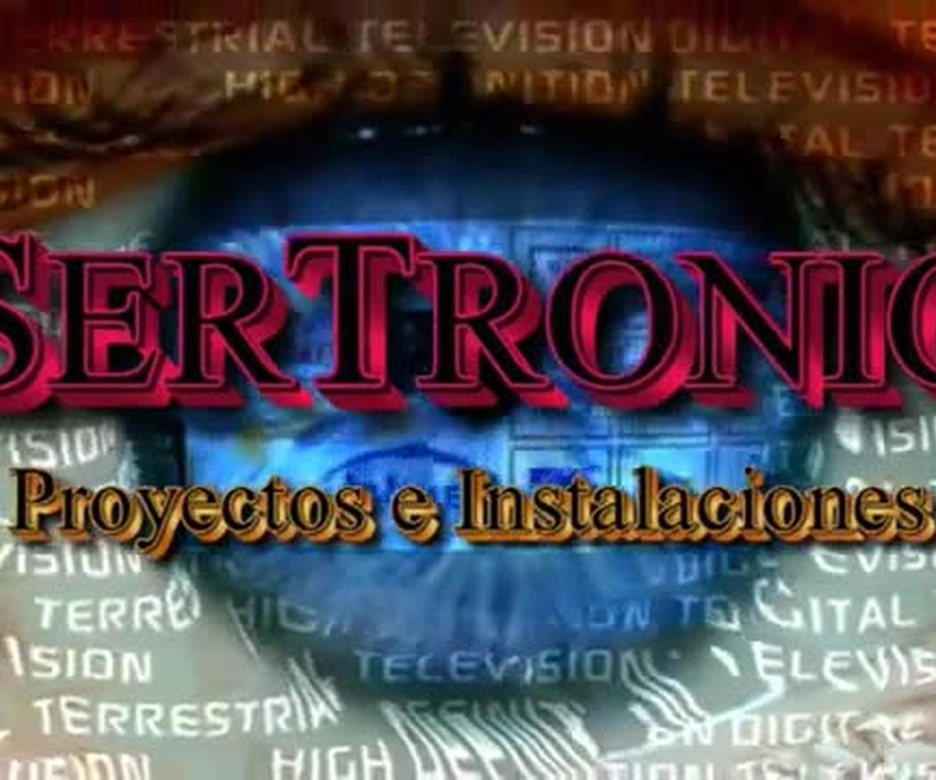 Presentación de SerTronic Proyectos e Instalaciones