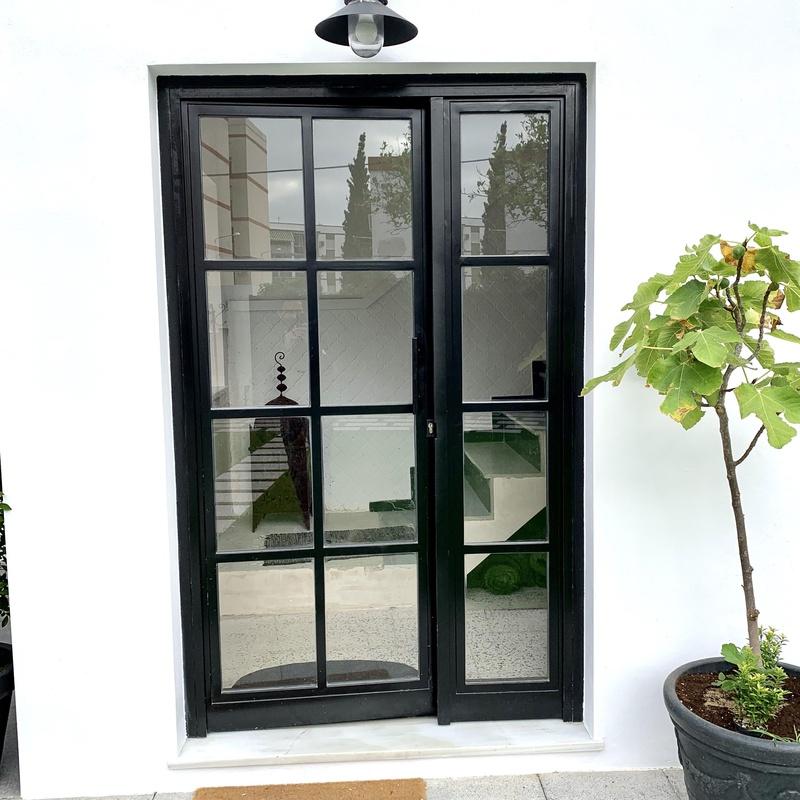 Puertas de entrada: Nuestros servicios de Cerrajería Inox Las Salinas