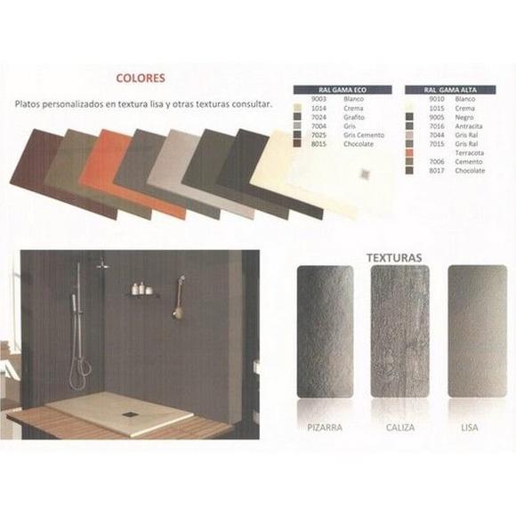 Plato de sobresuelo: Materiales de construcción de F. Campanero Materiales Construcción, S.L.
