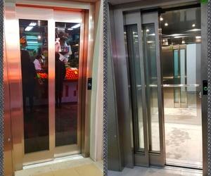 Los ascensores de EL MERCADO DE LA ESPERANZA ya funcionan a pleno rendimiento para que su visita sea más cómoda.