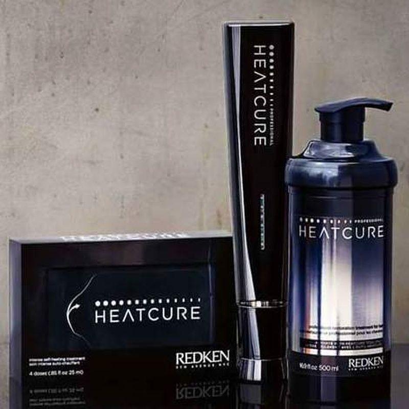 Heatcure by Redken: Servicios de Fusión Unisex Hairdressers