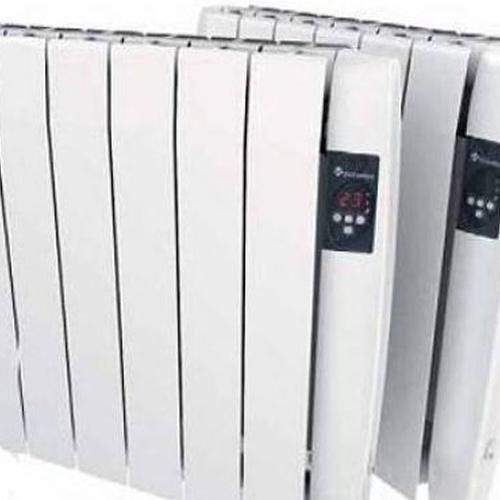 La calefacción eléctrica con emisores térmicos