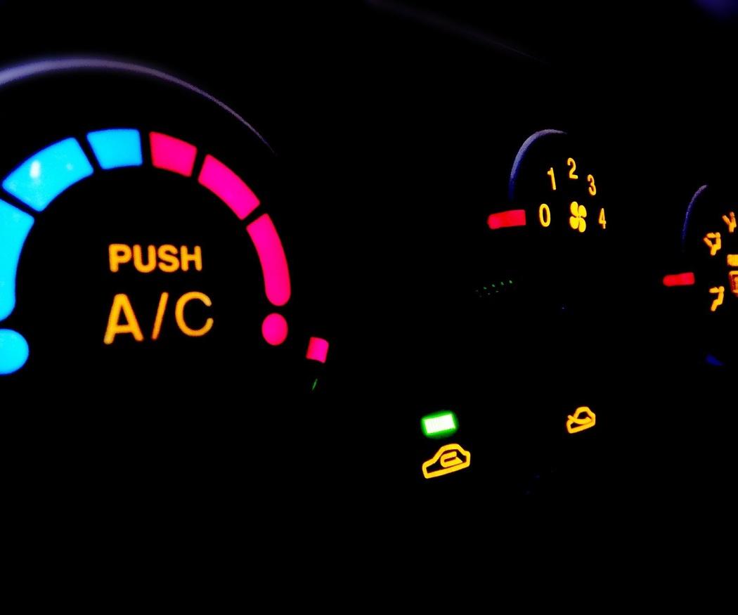 Averías en el aire acondicionado del coche