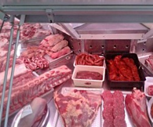 Venta de carne y embutido en León