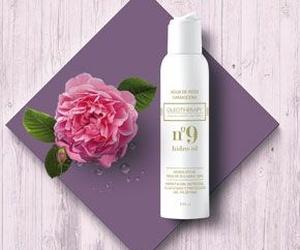 Productos de cosmética natural