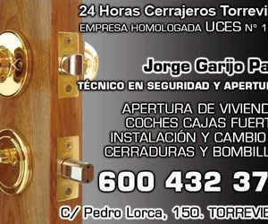 Cerrajeros 24 horas en Torrevieja | 24 Horas Cerrajeros Urgencias