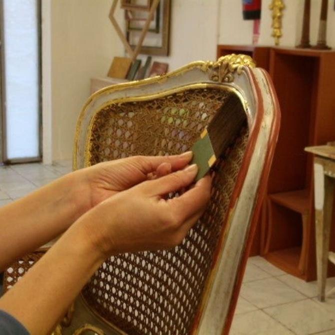 El lado ecológico de restaurar muebles