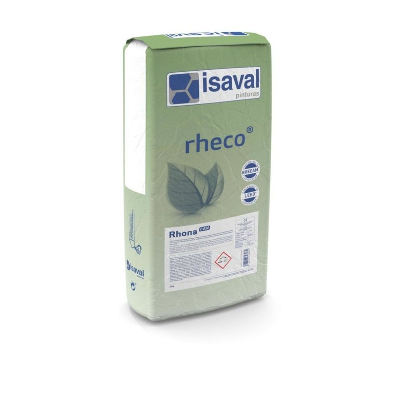 Rhona® C-810 de ISAVAL en almacén de pinturas en ciudad lineal.