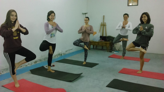 YOGA: Alojamiento Universitario de Colegio Mayor Deusto