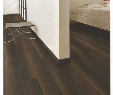 Quick-Step Perspective Wide ULW-1540. Roble Ahumado Oscuro en Planchas.
